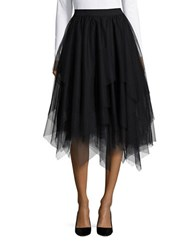 Bailey 44 Teen Spirit Layered Tulle Skirt Black