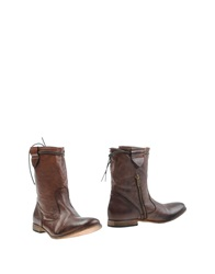 Aniye By Ankle Boots Cocoa