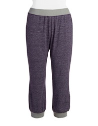Bench Banded Active Pants Purple