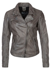 Gipsy Leela Leather Jacket Black