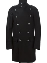 Diesel Black Gold Double Breasted Military Coat