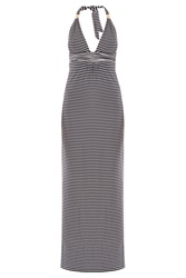Heidi Klein Ruched Adjustable Maxi