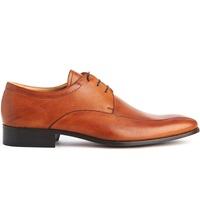 Barker Ross Derby Shoes Tan