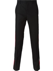 Givenchy Tux Style Trousers Black