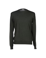 Luigi Borrelli Napoli Knitwear Jumpers Men Green