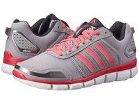 Adidas Climacool Aerate 3 Mid Grey Running White Night Shade Women's Running Shoes Gray
