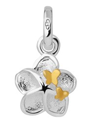 Links Of London Mini Flower And Butterfly Charm