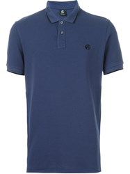 Paul Smith Ps By Classic Polo Shirt Blue