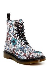 Dr. Martens Page Floral Print Boot Unisex Multi