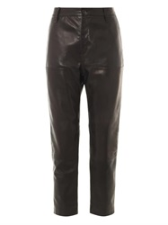Rag And Bone Carpenter Leather Trousers