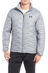 Under Armour Men's Coldgear Reactor Packable Quilted Jacket Steel