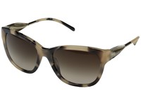 Burberry 0Be4203 Horn Gradient Brown Fashion Sunglasses