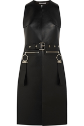 Givenchy Vest In Black Leather