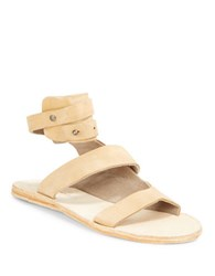 Free People Little Fox Nubuck Leather Sandals