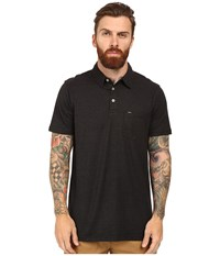 Rip Curl Thorton Polo Black Men's Clothing
