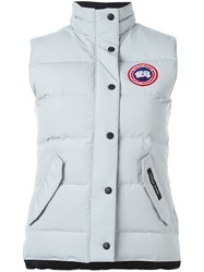 Canada Goose 'Freestyle' Padded Gilet Grey
