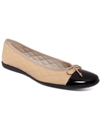 French Sole Fs Ny Passport Flats Women's Shoes