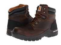 Carhartt 6 Inch Work Flex Composite Toe Work Boot Brown Men's Work Boots