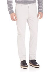 Strellson Garment Dyed Trousers Pastel Grey