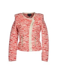 Hotel Particulier Jackets Red