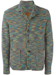 Missoni Knit Blazer Multicolour