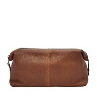 Fossil Mlg0407222 Travel Kit Brown