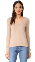 Tse Cashmere V Neck Sweater Cosmic Dust