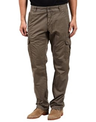 Napapijri Casual Pants Military Green