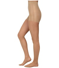Wolford Individual 10 Control Top Tights Sand Control Top Hose Beige