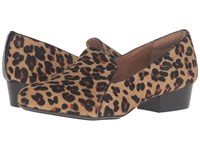 Sofft Begonia Natural Horse Hair Women's Slip On Shoes Animal Print