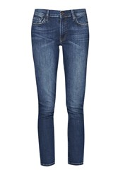 French Connection Skinny Stretch Rebound Denim Blue