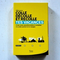 Colle Decolle Et Recolle Tes Vacances Tana Editions