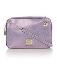 Biba Tabitha Crossbody Bag Purple