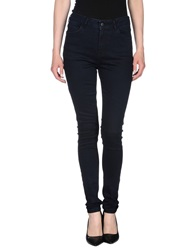 Just Female Denim Pants Blue
