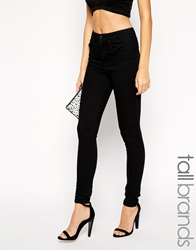 Taller Than Your Average Ttya Stretch Skinny Jeans Black