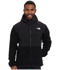 The North Face Denali Hoodie R Tnf Black Tnf Black Men's Coat