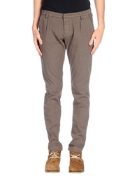 Entre Amis Casual Pants Dove Grey