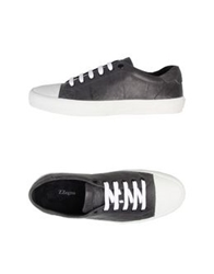 Zegna Sport Low Tops And Trainers Lead
