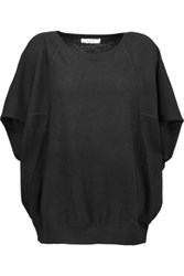 Milly Cashmere Sweater Black