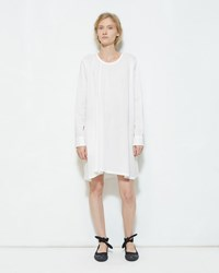 Y's Button Back Tunic Dress