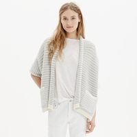 Madewell Curl Up Cardigan Sweater