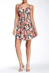 Insight Floral Summer Dress Multi