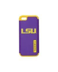 Forever Collectibles Lsu Tigers Iphone 5 Dual Hybrid Case Team Color