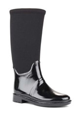 Cougar Talon Neoprene Rain Boot Black