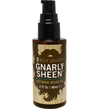 Billy Jealousy Gnarly Sheen Refining Beard Oil 60Ml