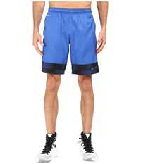 Nike Strike Printed Graphic Woven 2 Soccer Short Game Royal Black Game Royal Men's Shorts