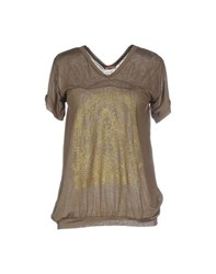 Galliano Topwear T Shirts Women