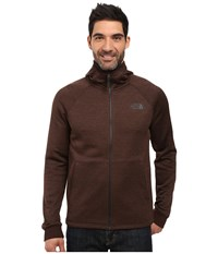 The North Face Norris Point Hoodie Coffee Bean Brown Heather Men's Sweatshirt