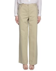 Aquascutum London Aquascutum Trousers Casual Trousers Women Light Grey