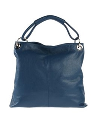 Parentesi Handbags Blue